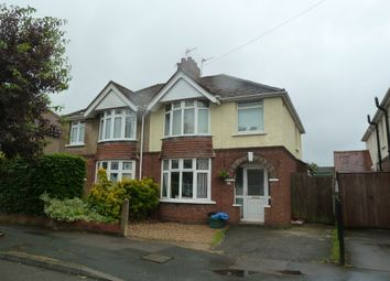 Thumbnail 3 bedroom semi-detached house for sale in Windermere Road, Gloucester