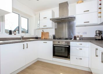 Thumbnail 2 bed semi-detached house for sale in Hawksbill Way, Fletton, Peterborough