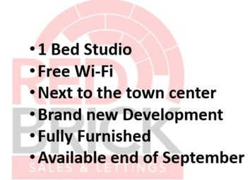 Thumbnail Studio to rent in Holyhead Road, Studio 2