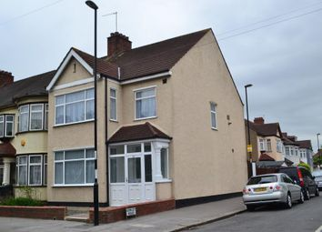 Thumbnail 3 bed end terrace house to rent in Redford Avenue, Thornton Heath, Croydon, G.L.