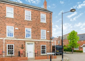 Thumbnail 4 bed town house for sale in Halfpenny Close, Birstall, Leicester