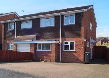 Thumbnail 3 bedroom semi-detached house to rent in St. Marks Close, Worcester