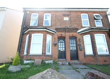 Thumbnail 3 bed semi-detached house for sale in Station Road, Cliffe, Kent