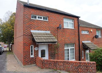 Thumbnail 3 bed end terrace house for sale in Ryde Close, Walderslade, Chatham