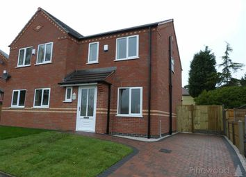 Thumbnail 3 bed semi-detached house to rent in Amber Grove, Mansfield, Nottingham