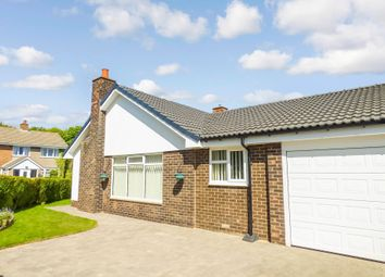Thumbnail 5 bed bungalow for sale in The Demesne, Ashington