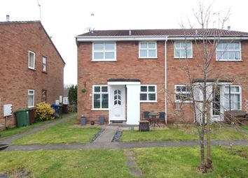Thumbnail 1 bed mews house to rent in Stagborough Way, Hednesford, Cannock