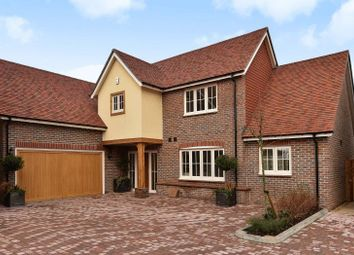 Thumbnail 4 bed detached house for sale in Dark Lane, Puttenham, Guildford