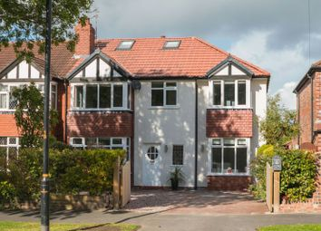 Thumbnail 5 bed semi-detached house for sale in Wood Lane, Timperley, Altrincham
