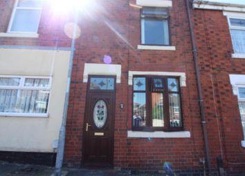 Thumbnail 2 bedroom terraced house for sale in Moss Street, Ball Green, Stoke-On-Trent