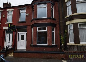 Thumbnail 3 bed terraced house for sale in Poulter Road, Walton, Liverpool