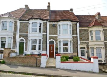 Thumbnail 2 bed terraced house for sale in Plummers Hill, St. George, Bristol