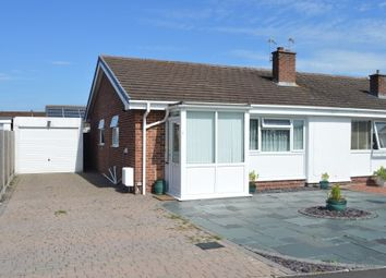 Thumbnail 2 bed semi-detached bungalow for sale in Kingfisher Road, Worle, Weston-Super-Mare