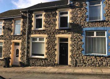 Thumbnail 2 bed terraced house for sale in Thomas Street, Treharris, Glamorgan