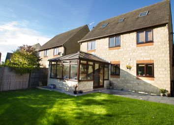 Thumbnail 6 bed detached house for sale in Sherbourne Road, Witney, Oxfordshire