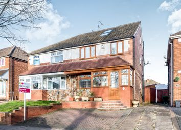 Thumbnail 4 bed semi-detached house for sale in Sycamore Road, Great Barr, Birmingham