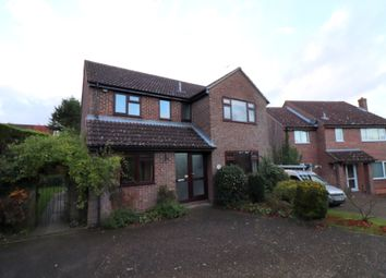 Thumbnail 4 bed detached house to rent in 4 Drapers Close, Hadleigh, Ipsiwch, Suffolk