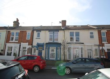 Thumbnail 4 bed terraced house to rent in Collins Road, Southsea