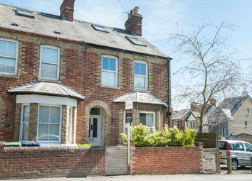Thumbnail 3 bed end terrace house for sale in Windmill Road, Headington, Oxford