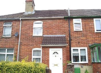 Thumbnail 2 bed terraced house to rent in Highfield Road, Wiltshire
