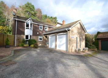 Walldown Road, Whitehill, Bordon GU35. 4 bed detached house for sale