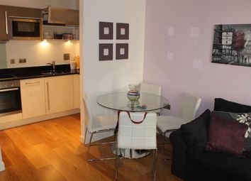 Thumbnail 1 bed flat to rent in Wharf Approach, Leeds