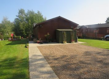 2 bed lodge for sale in Woodcock Lane, Burton Waters, Lincoln LN1