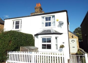Thumbnail 3 bedroom semi-detached house to rent in Jubilee Villas, Weston Green Road, Esher