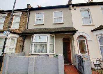 Thumbnail 3 bedroom terraced house for sale in Ashville Road, Leytonstone