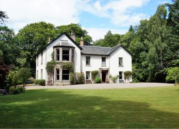 Thumbnail 7 bed detached house for sale in Coupar Angus Road, Blairgowrie