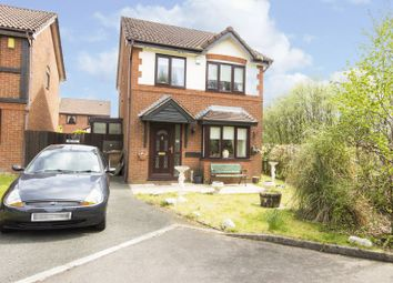 Thumbnail 3 bed detached house for sale in Bryn Derw, Blackwood