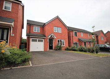 Thumbnail 4 bedroom detached house for sale in Arena Avenue, Coventry