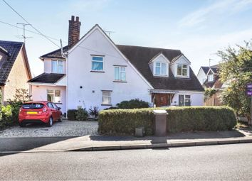 Thumbnail 4 bed detached house for sale in Egbert Gardens, Wickford