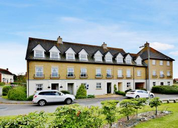 Thumbnail 4 bed town house for sale in Robin Crescent, Stanway, Colchester