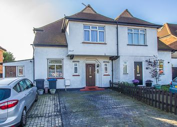 Thumbnail 3 bed property for sale in Hook Rise South, Tolworth, Surbiton
