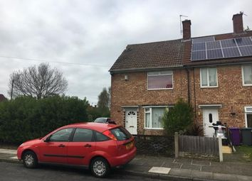 Thumbnail 2 bedroom terraced house for sale in Catford Green, Speke, Liverpool