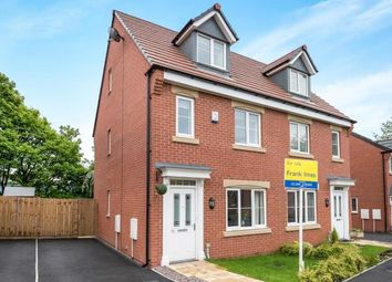 Thumbnail 3 bedroom semi-detached house for sale in Manor House Court, The Portlands, Chesterfield, Derbyshire