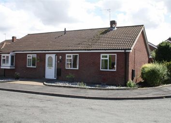Thumbnail 3 bed detached bungalow for sale in Larchwood Avenue, Groby, Leicester