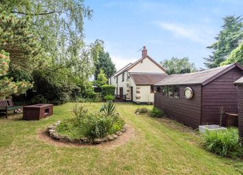 Thumbnail 5 bed cottage for sale in Magor, Monmouthshire