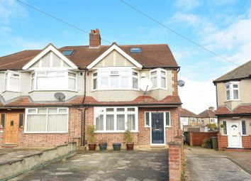Thumbnail 5 bed semi-detached house for sale in Wydell Close, Morden
