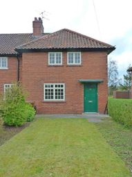 Thumbnail 3 bedroom end terrace house to rent in Peasey Hills Road, Malton