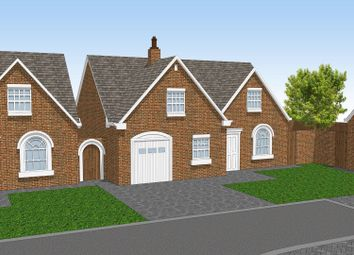 Thumbnail 4 bed detached bungalow for sale in Willow Mews, Thirsk