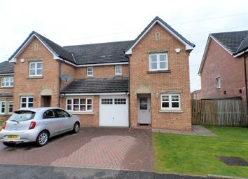 Thumbnail 3 bed semi-detached house for sale in Bancroft Avenue, Lindsayfield, East Kilbride