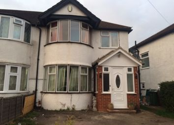 Thumbnail 3 bed semi-detached house to rent in Earlsmead, Harrow