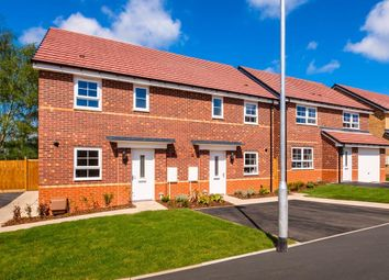 "Thumbnail 3 bed semi-detached house for sale in ""Folkestone"" at Weston Hall Road, Stoke Prior, Bromsgrove"