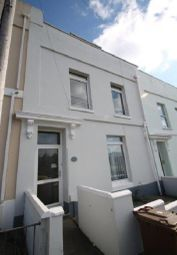 Thumbnail 6 bedroom terraced house to rent in Mount Street, Plymouth