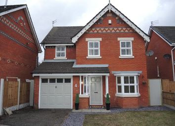 Thumbnail 4 bed detached house for sale in Glenway Close, Croxteth Park, Liverpool