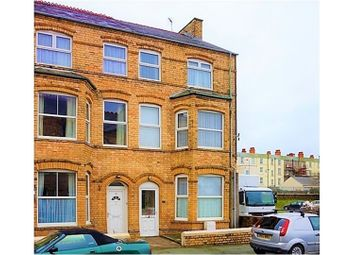 Thumbnail 5 bed terraced house for sale in Recreation Road, Pwllheli