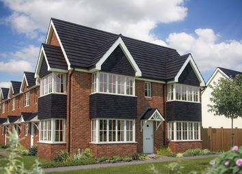 """Thumbnail 3 bedroom property for sale in """"The Sheringham"""" at Appleton Way, Shinfield, Reading"""