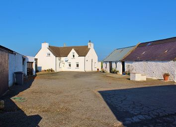Thumbnail 4 bed equestrian property for sale in Glengyre Farmhouse, Leswalt